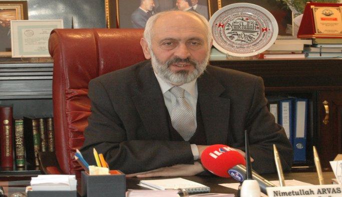 Van Müftüsü Nimetullah Arvas, terör saldırılarını kınadı