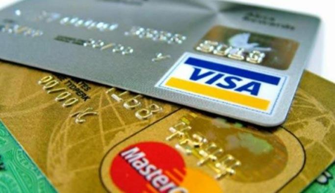 Vatandaşın kredi kartı borcu 7 milyar lira