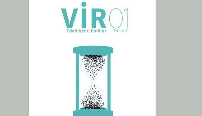 Vir: Zazaca Edebiyat ve folklor dergisi