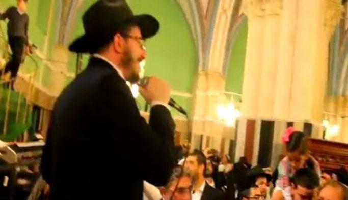 Yahudi işgalciler İbrahim Camii'ne girdi