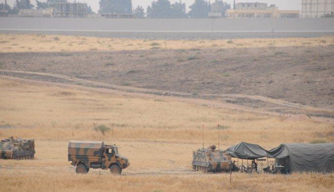 Yaralanan 3 askerimiz Kilis'e getirildi