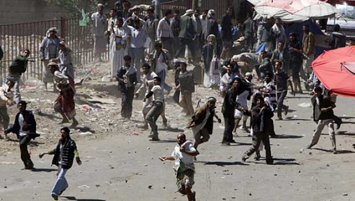 Yemen'de çatışma 12 ölü