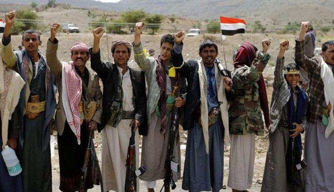 Yemen'deki isyancıların liderleri Irak'ta