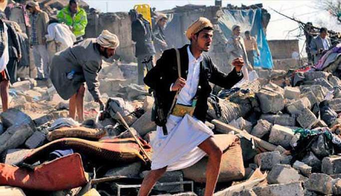 Yemen sınırında saldırı, 3 yaralı