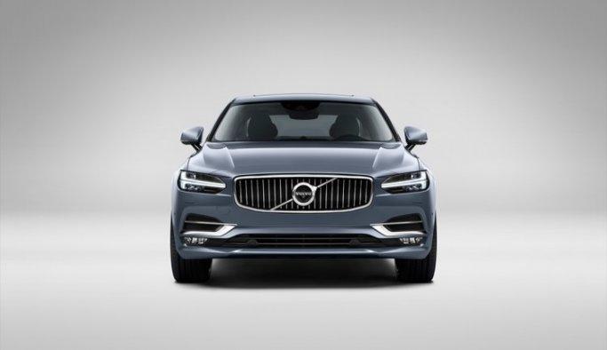 Yeni Volvo S90'ı Antalya'da tanıtacak