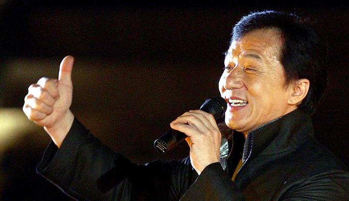 Yılın ilk Oscar ödülü Jackie Chan'e