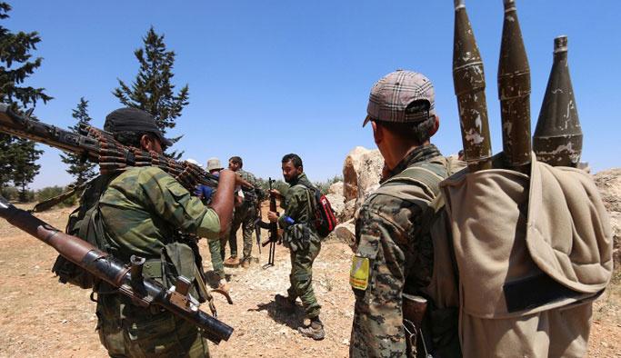 YPG'nin yeni işgaller için kullandığı Araplar uyandı
