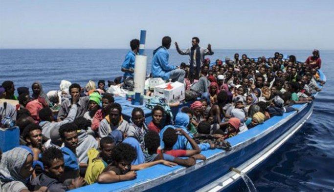 Yunan adalarında göçmen sorunu tırmanıyor