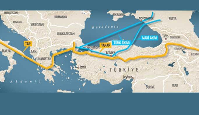 Duma'dan Türk Akımı'na onay