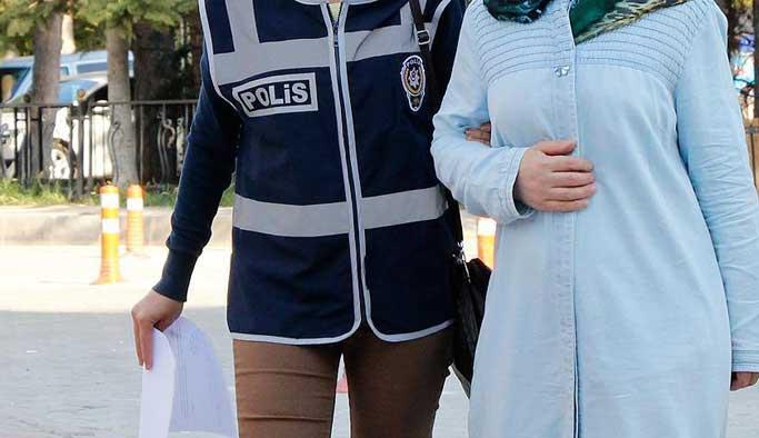 Zeytinburnu'nda FETÖ operasyonu, 4 kadın gözaltında