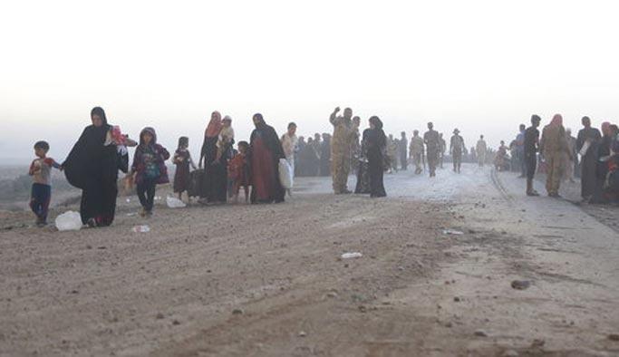 1 milyon Musullu şehri terkedebilir