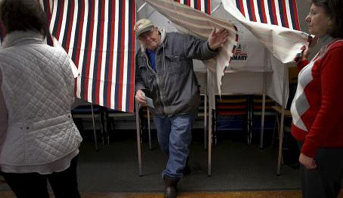ABD'de oy kullanma işlemi başladı