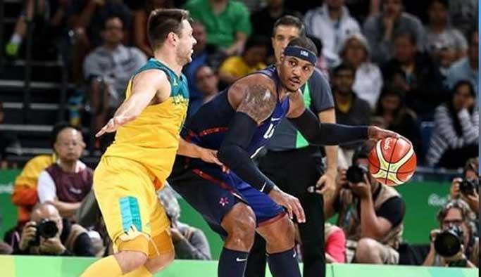 ABD'li basketbolcular Yalova'da mutlu