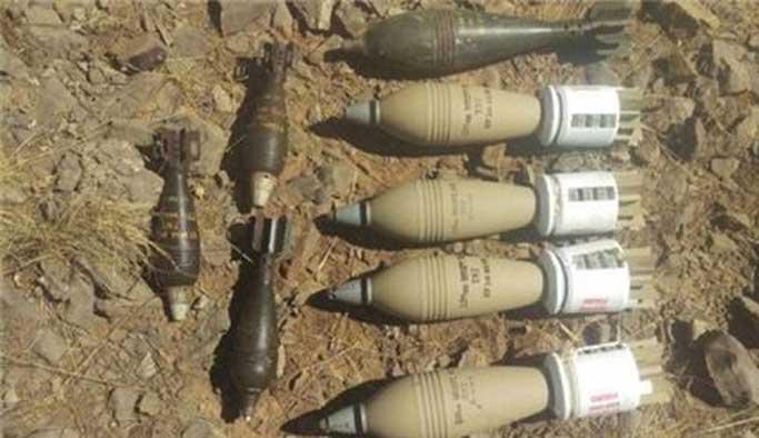 ABD'nin PYD'ye attığı silahlar PKK'da çıktı