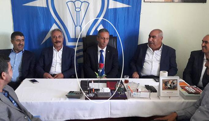 AK Parti Dicle ilçe başkanı da katledildi