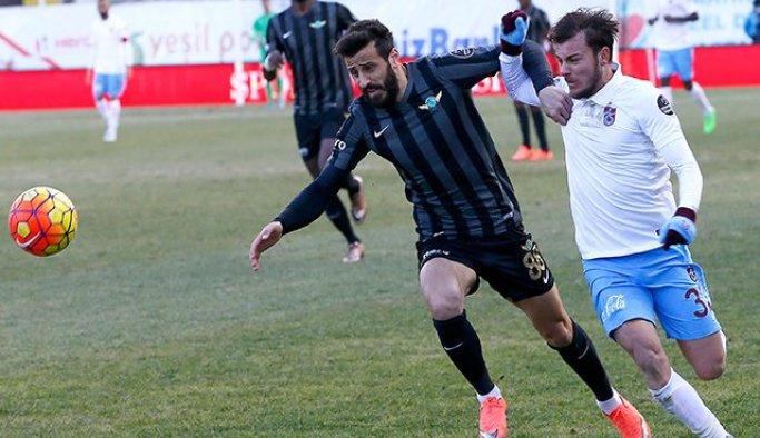 Akhisar Belediyespor, Trabzonspor deplasmanında