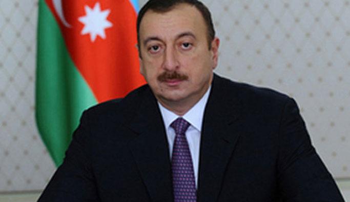 Aliyev, Enerji Kongresi için İstanbul'da