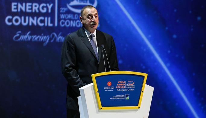 Aliyev: Türkiye ile altyapıyı hazırladık