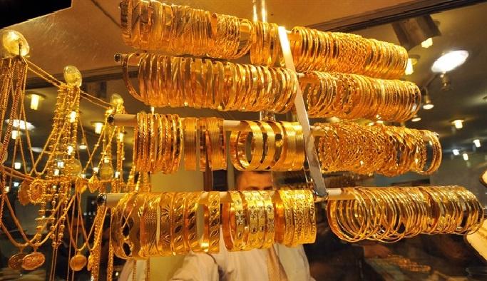 Altının gramı yükseldi