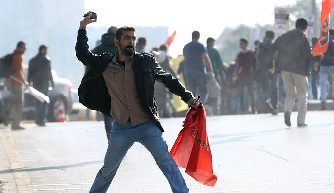 Ankara'da gerginlik