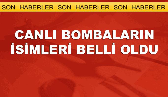 Ankara'daki canlı bombaların kimlikleri belirlendi