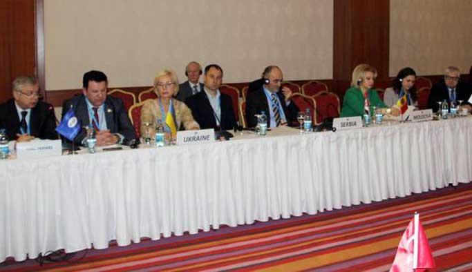Antalya'da KEİPA komite toplantısı