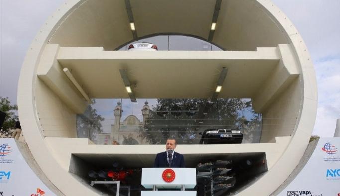 Avrasya Tüneli'nden geçiş ücreti belli oldu