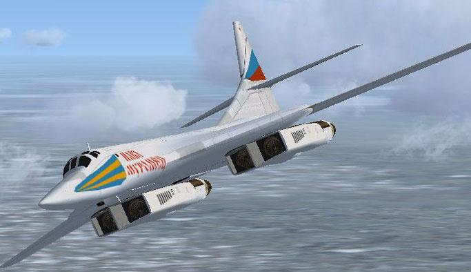 Avrupa sahillerinde Rus bombardıman uçakları alarmı