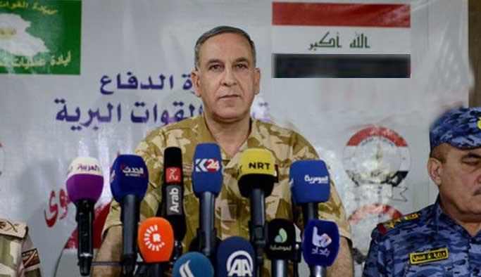Bağdat yönetimini yalanlayan görüntüler