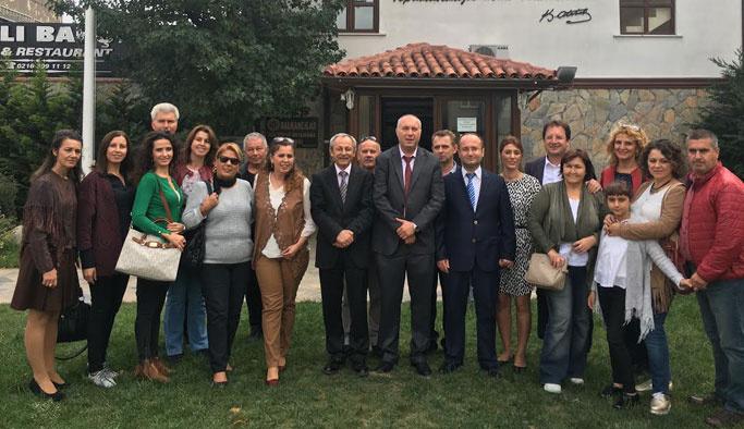 Balkan Dramı seminerinde duygu yüklü konuşmalar
