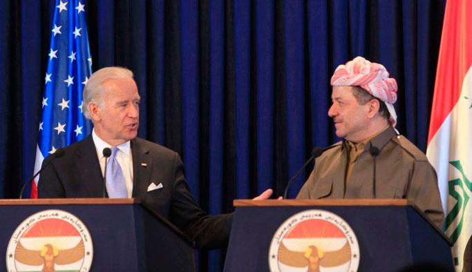 Barzani ile Biden telefonda görüştü