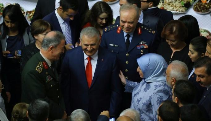 Başbakan Yıldırım ilk kez Kılıçdaroğlu'na sert çıktı