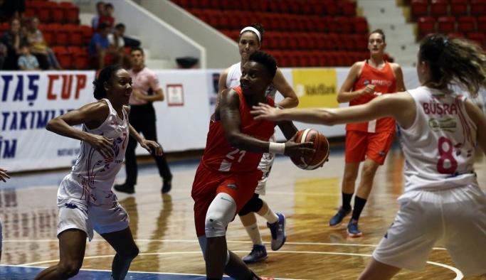 Basketbol: Anadolu Jet BOTAŞ Cup
