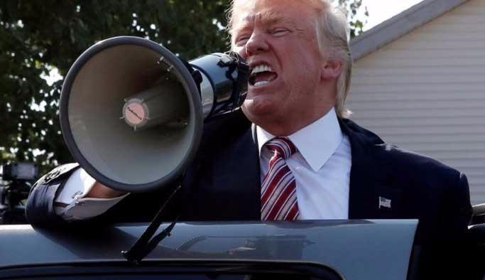 Beyaz Saray'dan Trump'a 'cinsel istismar' suçlaması