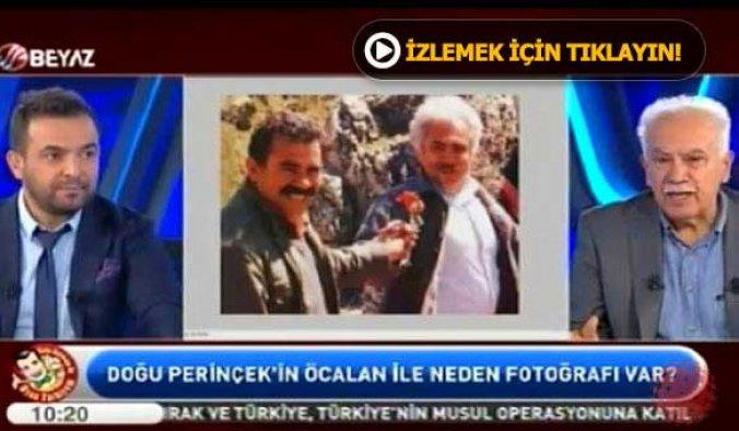 Biri en sonunda Perinçek'e o fotoğrafı sordu