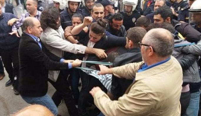 Bursa'da HDP'lilere izin verilmedi