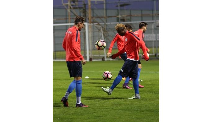 Çaykur Rizespor'da Antalyaspor maçı hazırlıkları