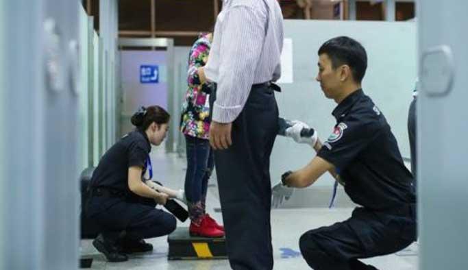 Çin x-ray cihazlarını yasakladı