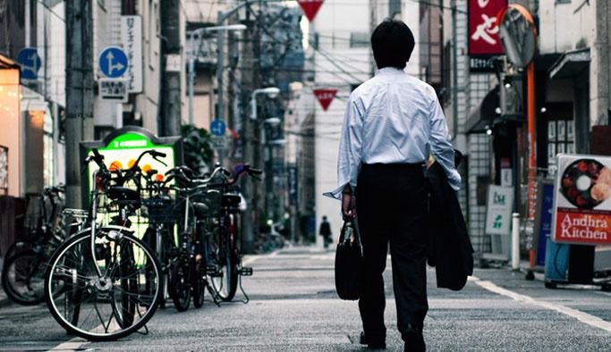 Çok çalışmaktan ölen tek millet: Japonlar