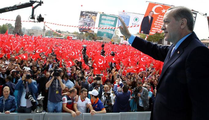 Erdoğan: Başkanlığı halka soralım, halk ne derse o