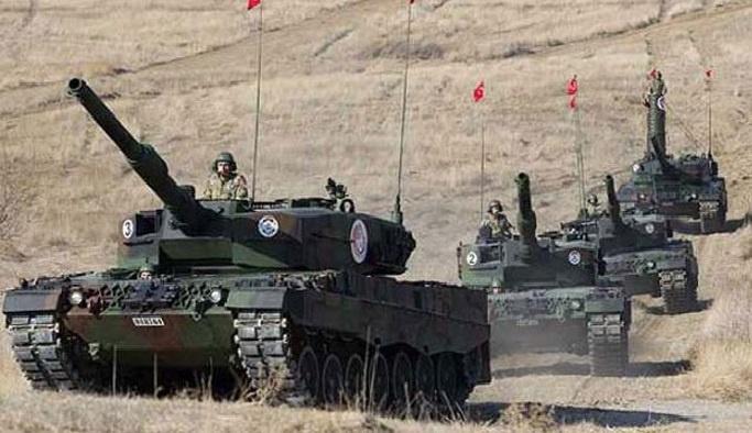 DAEŞ artık Türkiye'ye roket atamayacak