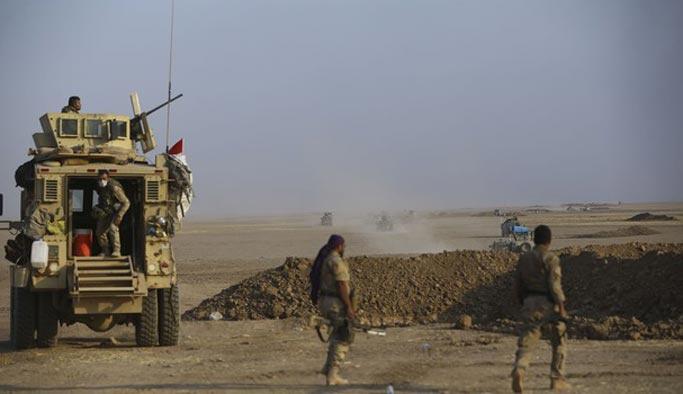 DAEŞ Irak'ta 'ters köşe' yaptı