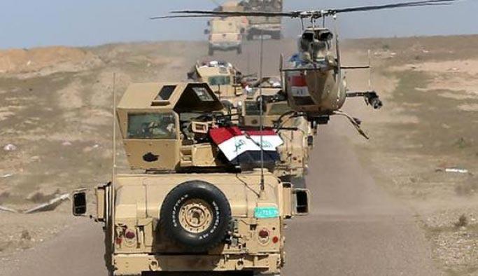 Musul'da DAEŞ'ten Irak ordusuna ağır darbe