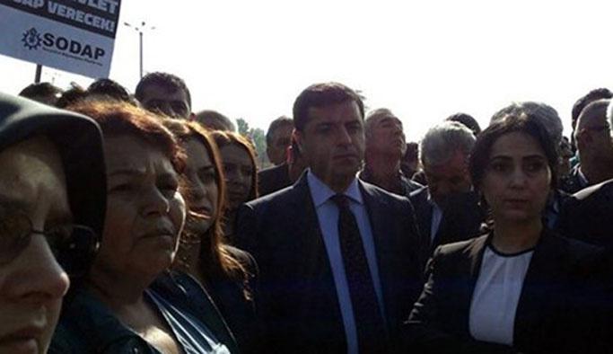 Demirtaş'tan 'ölümlü kalımlı' tehditler