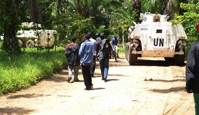 Demokratik Kongo'da ayrılıkçılara idam cezası