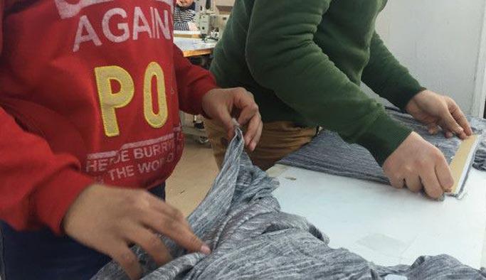 Dev markalar Suriyeli çocukları çalıştırıyor