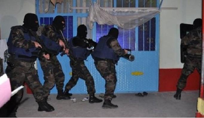 Diyarbakır'da  DEAŞ operasyonu