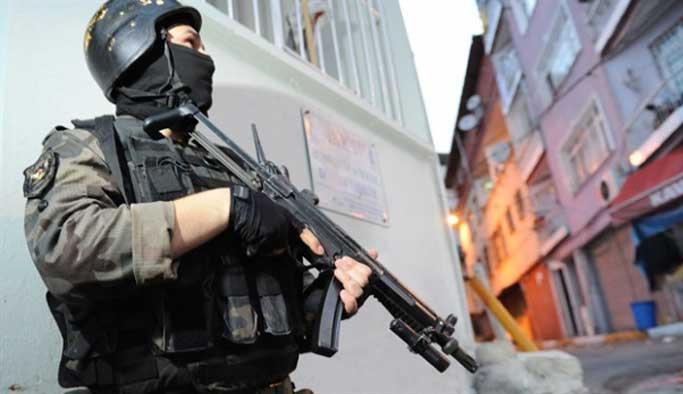 Diyarbakır'da operasyon: 55 gözaltı