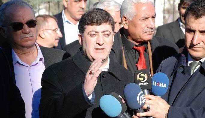 Diyarbakır'daki siyasilerden PKK terörüne tepki