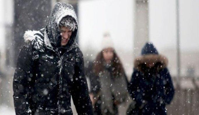 Doğu'da kar yağışı bekleniyor